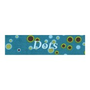 Dots Buckle Martingale Collar