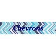 Chevron Key Fob
