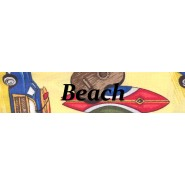 Beach Wear Adult D Ring Belt
