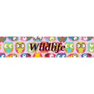 Wildlife  Buckle Martingale Collar