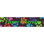 Furry Friends   Standard Collar