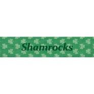 Shamrocks Buckle Training Collar