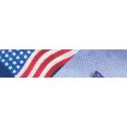 Flags at Night (Tie Curvy Danas)