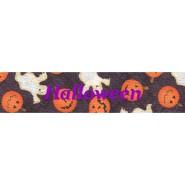 Halloween Buckle Training Collar